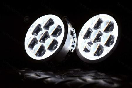 Action Profile Hi-Lens LED High Beam Projectors 1
