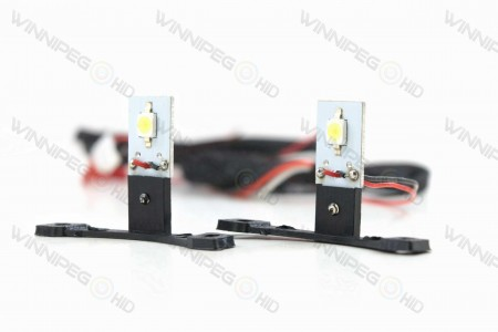 LED Concepts ColorOne Single Color LED Demon Eyes 3