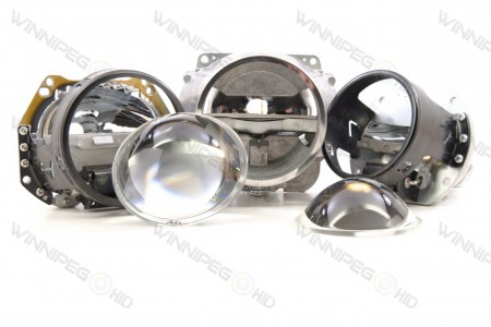 Morimoto HID Projectors Replacement OEM Lenses 1