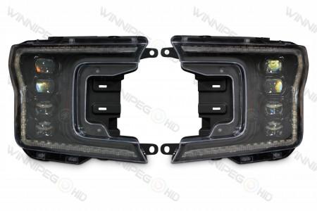 2018+ Ford F150 Morimoto XB LED Headlights 1