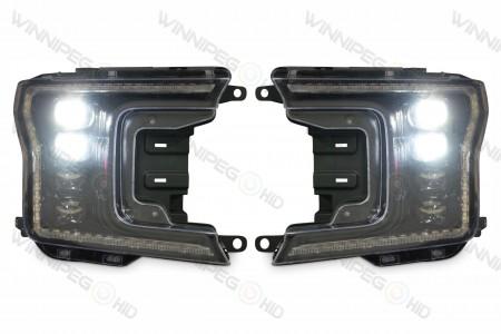 2018+ Ford F150 Morimoto XB LED Headlights 2