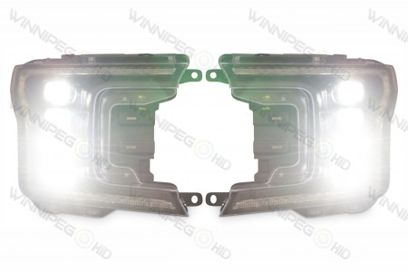 2018+ Ford F150 Morimoto XB LED Headlights 3