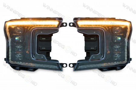 2018+ Ford F150 Morimoto XB LED Headlights 5
