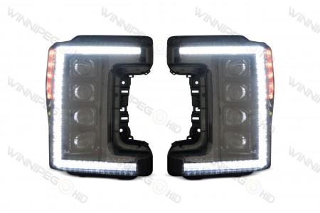 Super Duty XB LED Headlights DRL