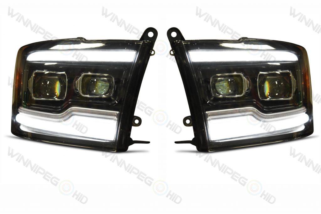 Dodge Ram (09-18): XB LED Headlights | Winnipeg HID - Winnipeg HID