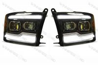 Dodge Ram XB LED Headlights Park