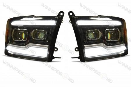 Dodge Ram XB LED Headlights Park