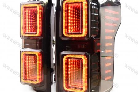 Morimoto XB LED 2015 Ford F150 Tail Lights 2