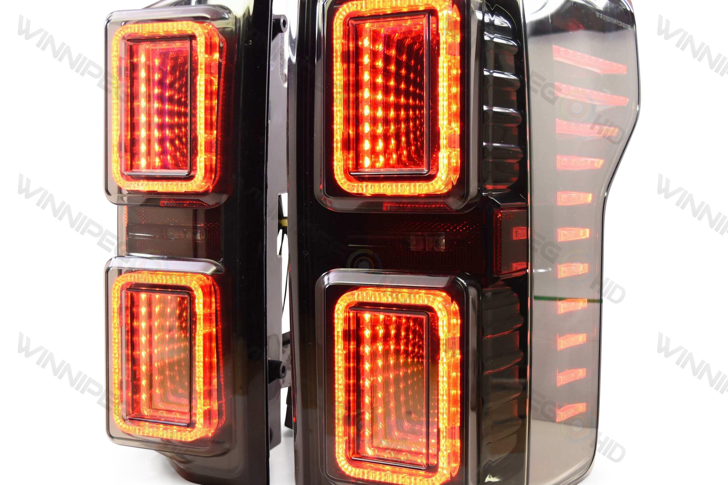 Ford F150 15 18 Morimoto Xb Led Tails Winnipeg Hid 2015 F 150 Fog Lights Tail 2