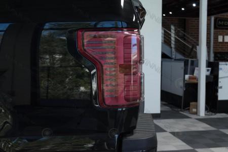 Morimoto XB LED 2015 Ford F150 Tail Lights Action 2