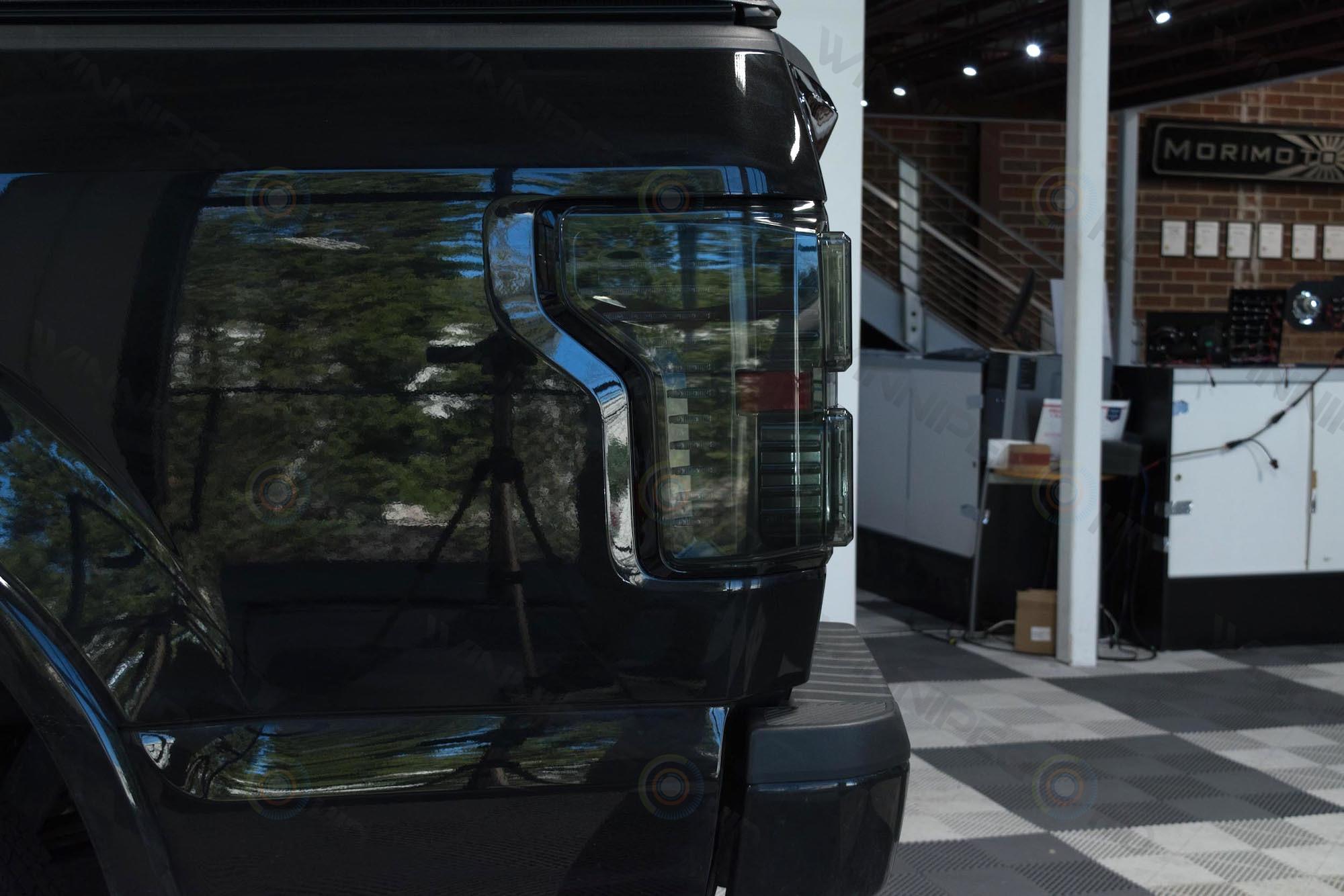 Ford F150 15 18 Morimoto Xb Led Tails