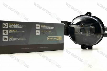 Type Ram Oval Morimoto XB LED Projector Fog Lights 2