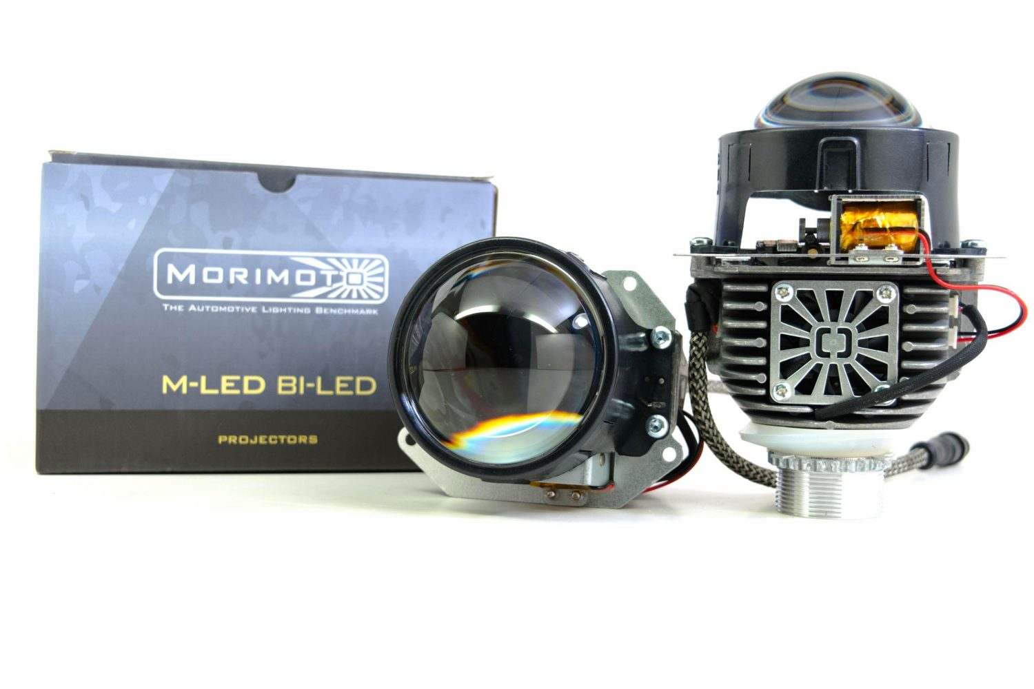 Bi-LED-Morimoto-Mini-LED-Headlight-Retrofit-Projectors-7